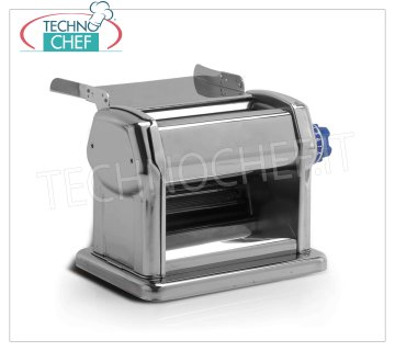 Technochef - IMPERIA Professional MANUAL SHEETER mit 220 mm Edelstahlrollen, Mod.FSM100 IMPERIA Professioneller manueller Querschneider mit 220 mm Edelstahlrollen, Abmessung mm 325 x 220 x 275 h